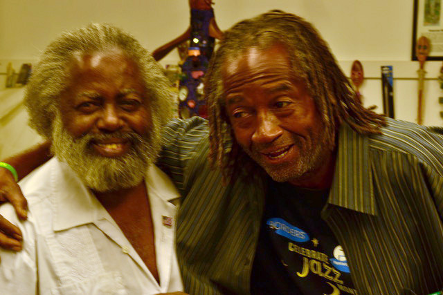Timothy Washington and Ray Mc Cray